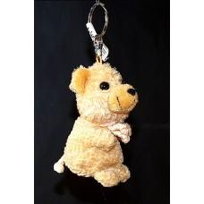 Ravensden Bear Beanie Plush keyring