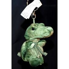 Ravensden Crocodile Beanie Plush keyring