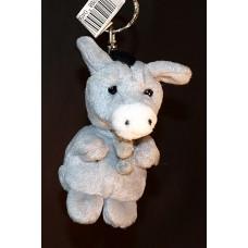 Ravensden Donkey Beanie Plush keyring