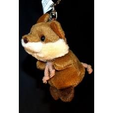 Ravensden Fox Beanie Plush Keyring