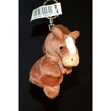 Ravensden Horse Beanie Plush keyring