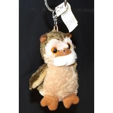 Ravensden Owl Beanie Plush keyring