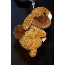 Ravensden Rabbit Beanie Plush keyring